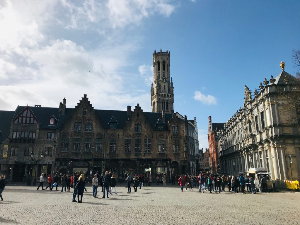 Grote Markt Brugge