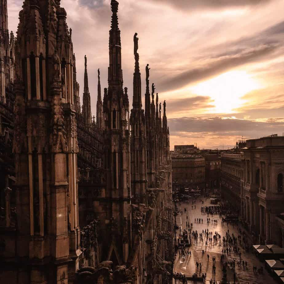 Milan Italy travel guide duomo