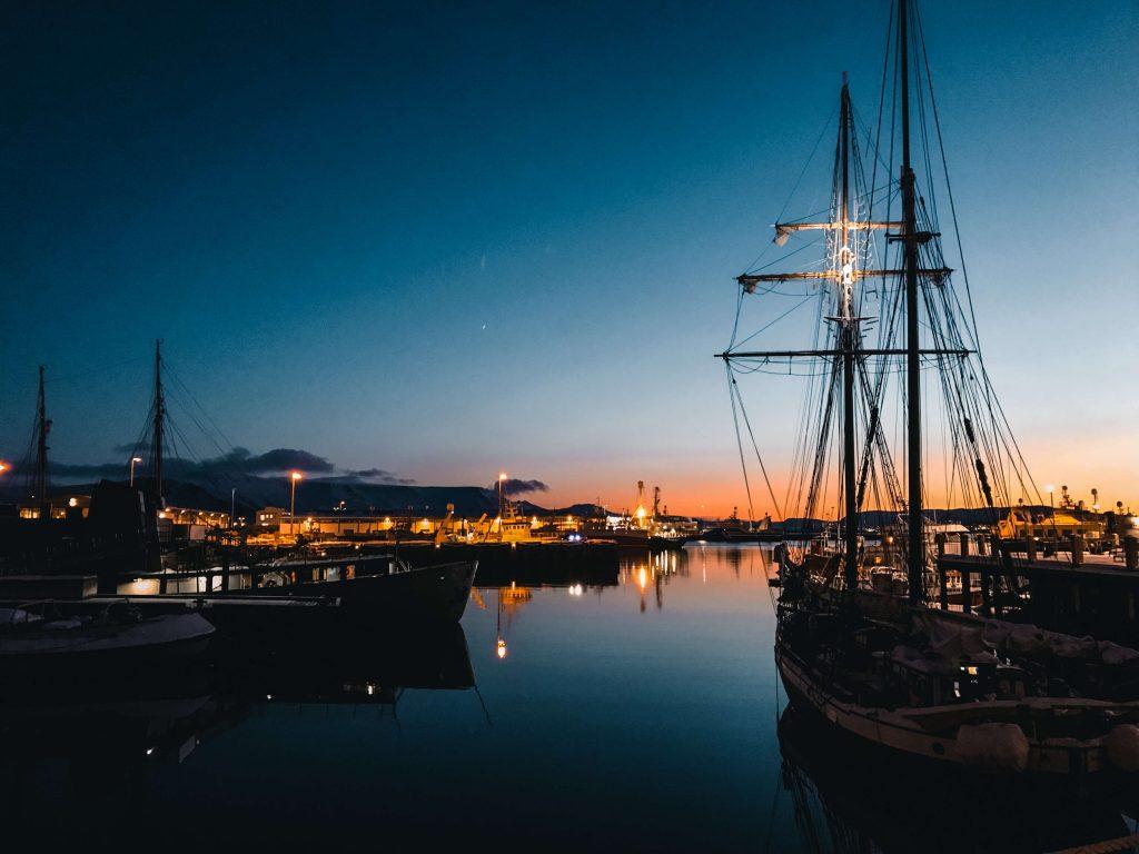 reykjavik city guide harbor