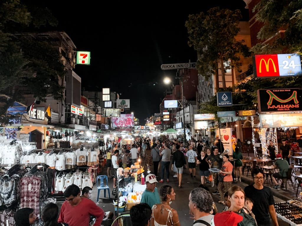bangkok experience khao san