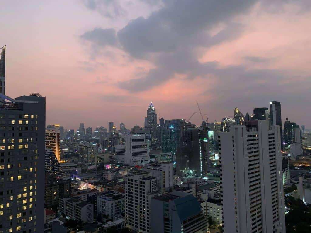 bangkok experience rooftop