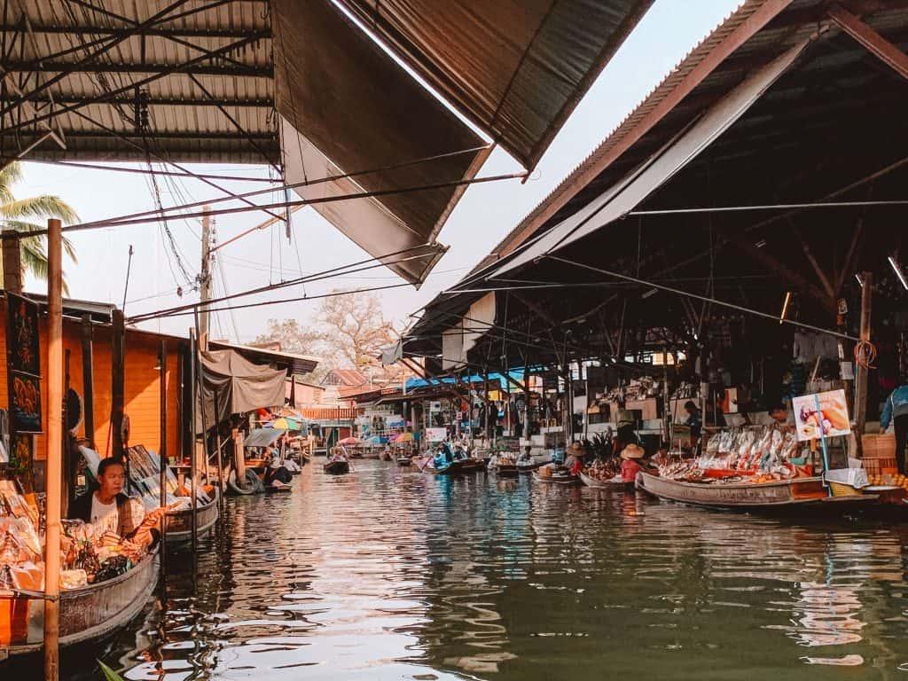 bangkok experience market