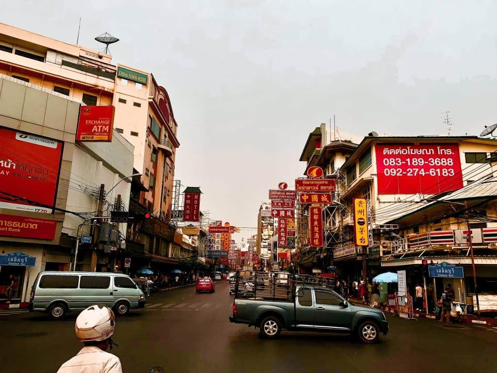 bangkok experience chinatown