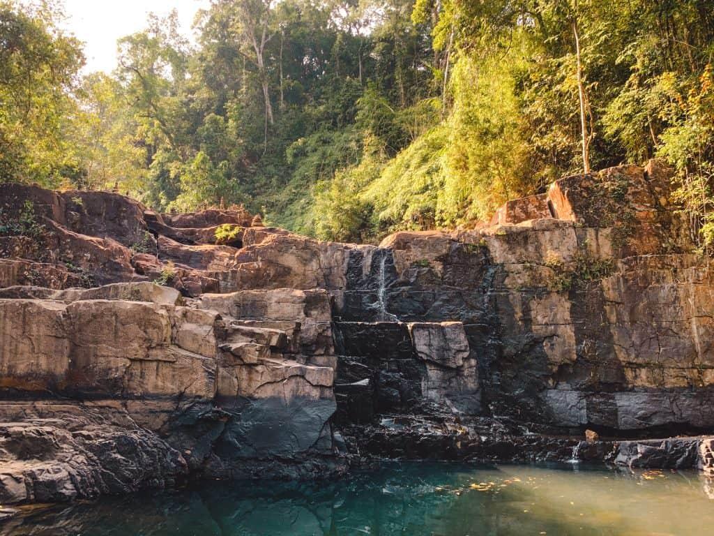 klong yai kee waterfall koh kood