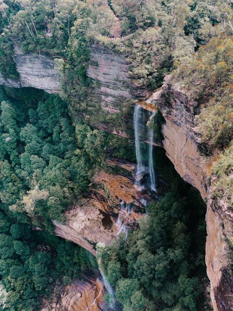 Katoomba Falls, NSW