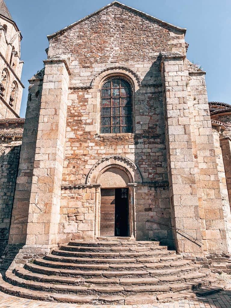 uzerche church