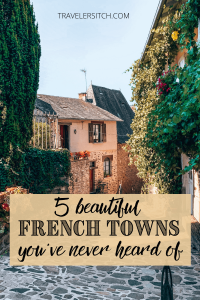 french towns pin