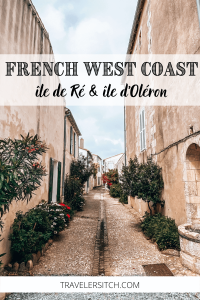 French west coast pin