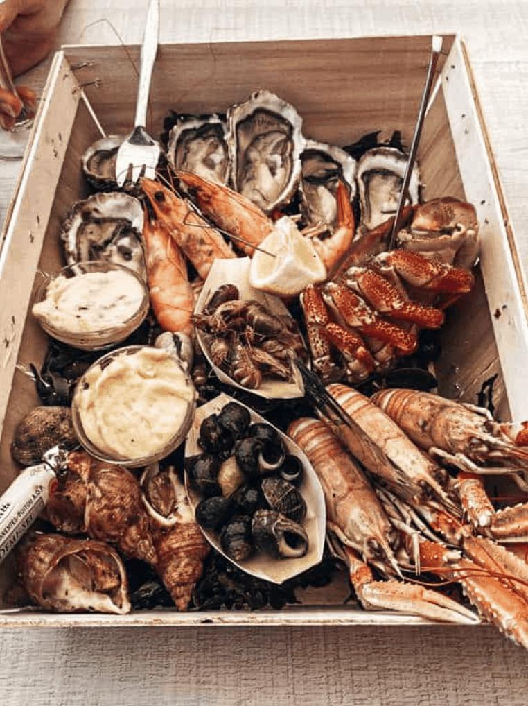 shellfish ile d'oleron