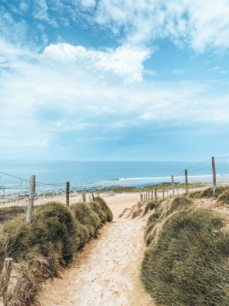 vert bois beach